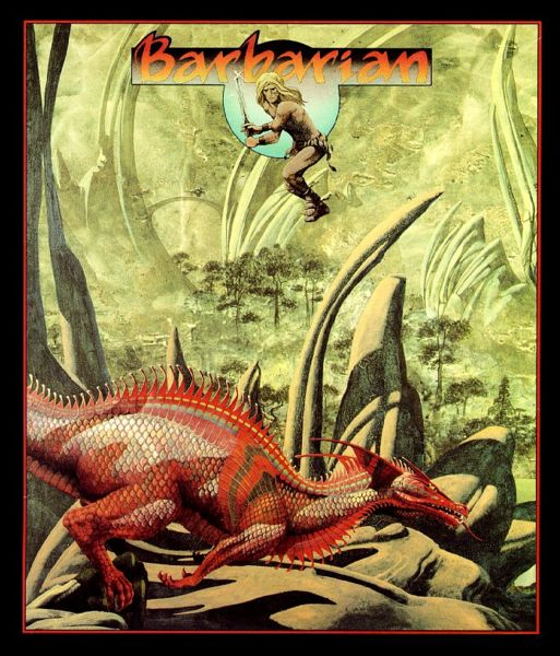 Roger Dean - Barbarian