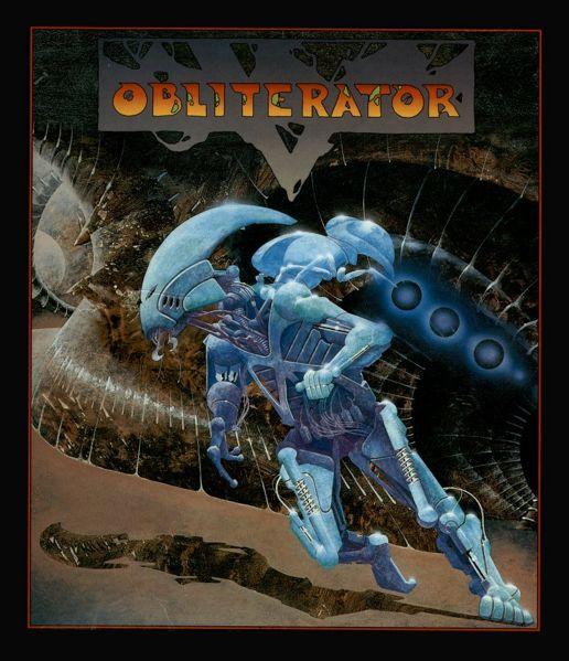 Roger Dean - Obliterator