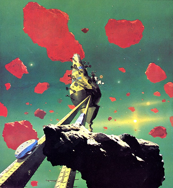 Chris Foss - The Martian Way