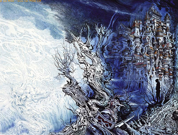 Ian Miller - Forge in the Forest