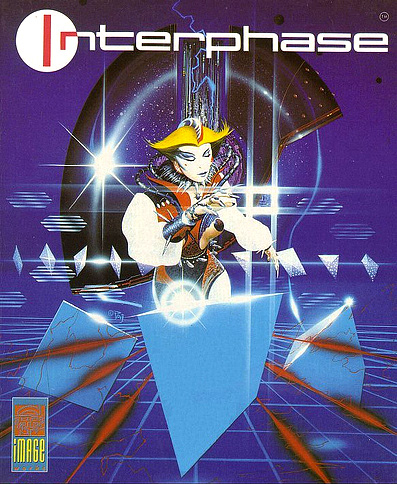 Interphase Game Box Art