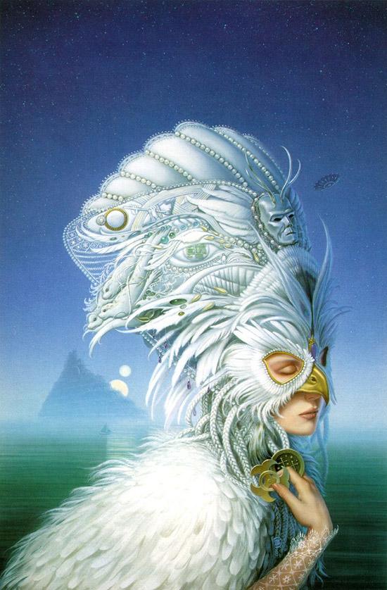Michael Whelan - The Snow Queen