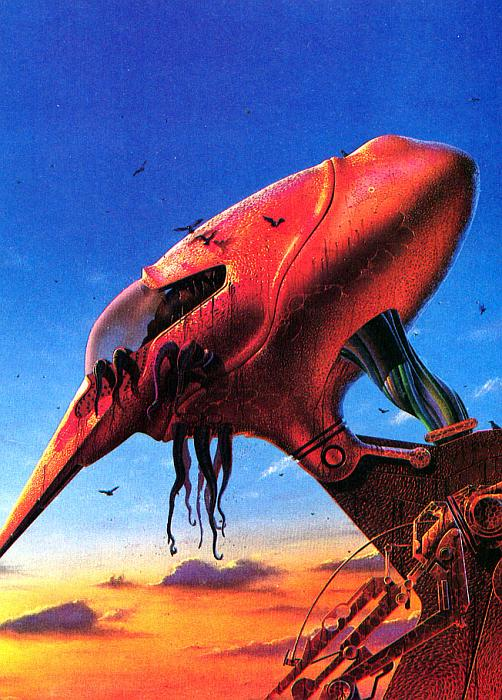 Roger Dean / Tim White - War Of The Worlds