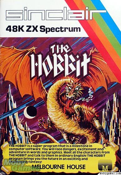"""""""The Hobbit"""" for ZX Spectrum"""